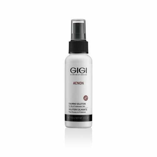 GIGI ACNON Calming solution Эссенция-спрей Акнон успокаивающая, 100 мл