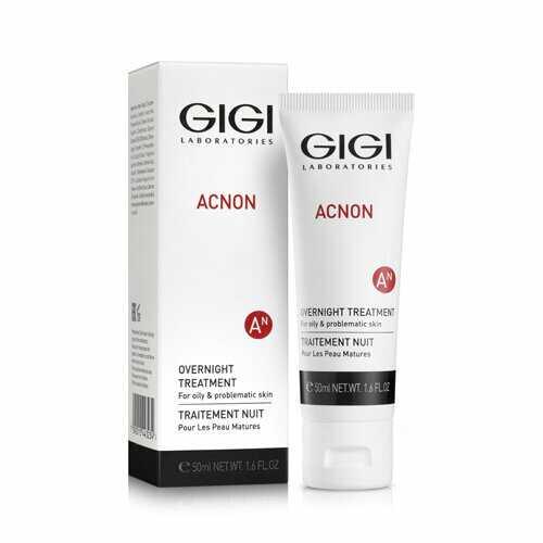 GIGI ACNON Overnight treatment Крем ночной Акнон, 50 мл