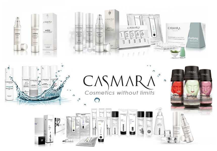 Casmara Hydra lifting firming plus serum 24 h - Касмара Укрепляющая плюс сыворотка 24 часа «Чудо океана», 50 мл