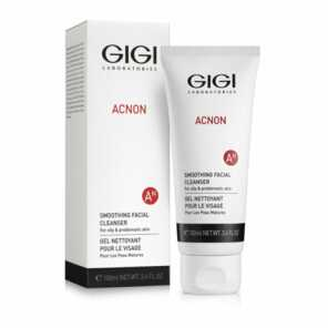 GIGI ACNON Smoothing facial cleanser Мыло Акнон для глубокого очищения, 100 мл