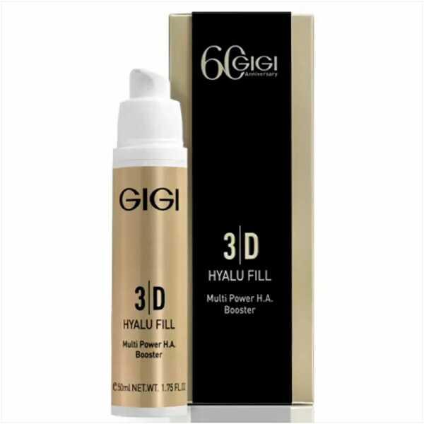 GIGI 3D Hyalu Fill Multi power H.A. booster Крем-филлер с гиалуроновой кислотой, 50 мл