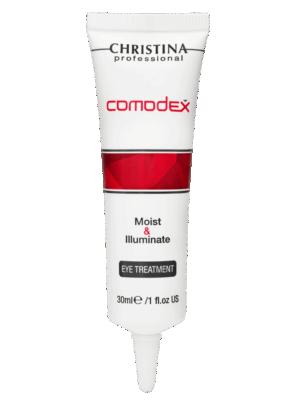 Christina Comodex Moist & Illuminate Eye Treatment Увлажняющий гель для глаз «Сияние», 30 мл