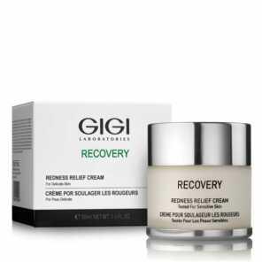 GIGI RECOVERY Redness Relief Cream Крем SOS успокаивающий от покраснений и отечности, 50 мл