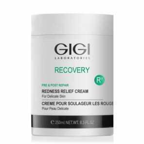 GIGI RECOVERY Redness Relief Cream Крем SOS успокаивающий от покраснений и отечности, 250 мл
