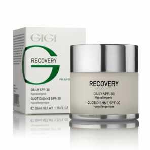GIGI RECOVERY Daily SPF-30 Крем дневной Рекавери восстанавливающий SPF30, 50 мл