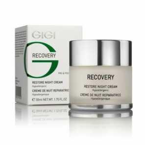 GIGI RECOVERY Restore Night Cream Крем ночной восстанавливающий Рекавери, 50 мл