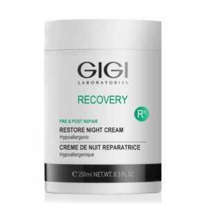 GIGI RECOVERY Restore Night Cream Крем ночной восстанавливающий Рекавери, 250 мл