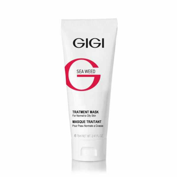 GIGI SEA WEED Treatment Mask Маска лечебная Морские Водоросли, 75 мл