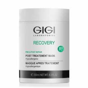 GIGI RECOVERY Post Treatment Mask Маска регенерирующая Рекавери, 250 мл