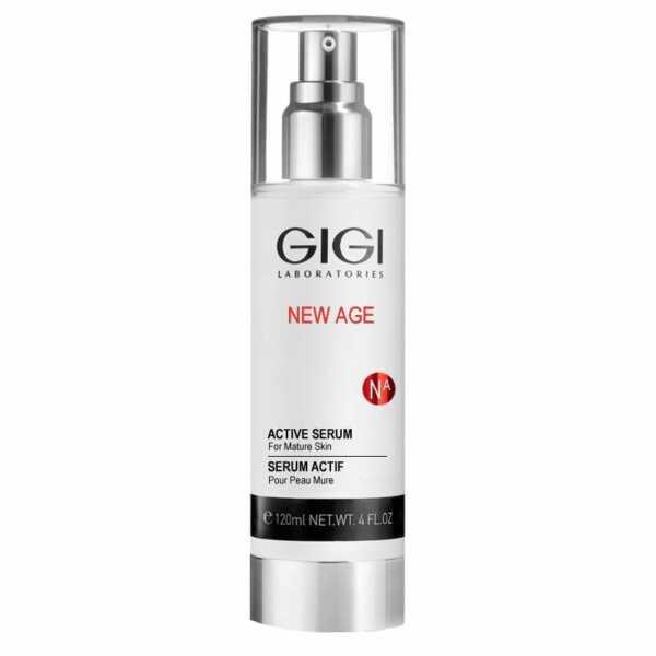 GIGI NEW AGE Active Serum Сыворотка активная Новый возраст, 120 мл