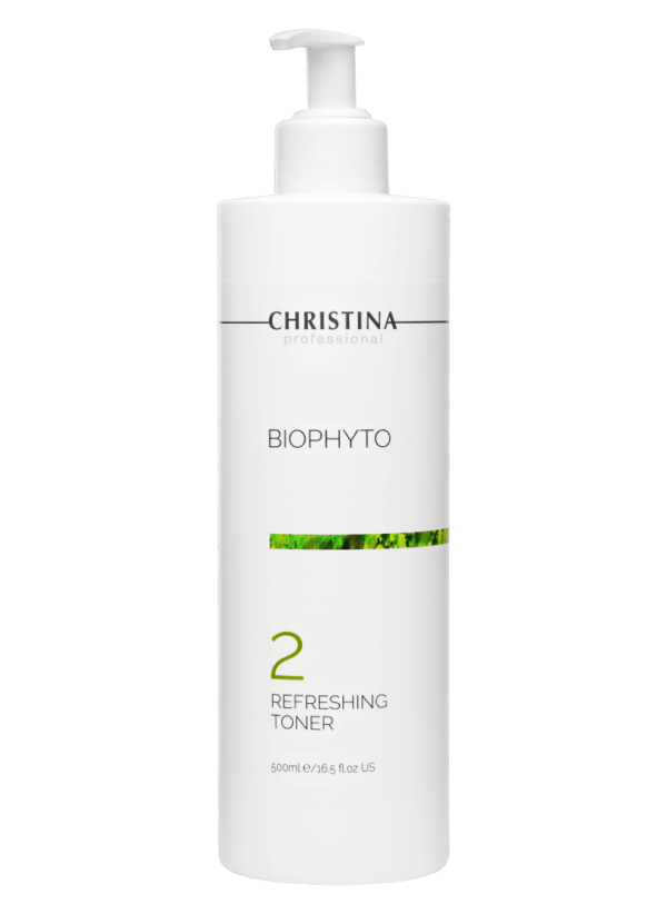 Christina Bio Phyto Refreshing Toner Освежающий тоник (шаг 2), 500 мл