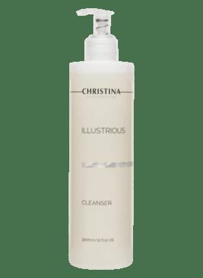 Christina Illustrious Cleanser Гель для умывания с АНА, 300 мл