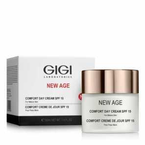 GIGI NEW AGE Comfort Day Cream Крем-комфорт дневной защитный, 50 мл