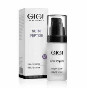 GIGI NUTRI-PEPTIDE Vitality Serum Сыворотка пептидная оживляющая, 30 мл