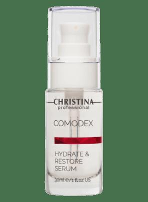 Christina Comodex Hydrate & Restore Serum Увлажняющая восстанавливающая сыворотка, 30 мл