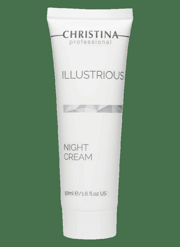 Christina Illustrious Night Cream Обновляющий ночной крем, 50 мл