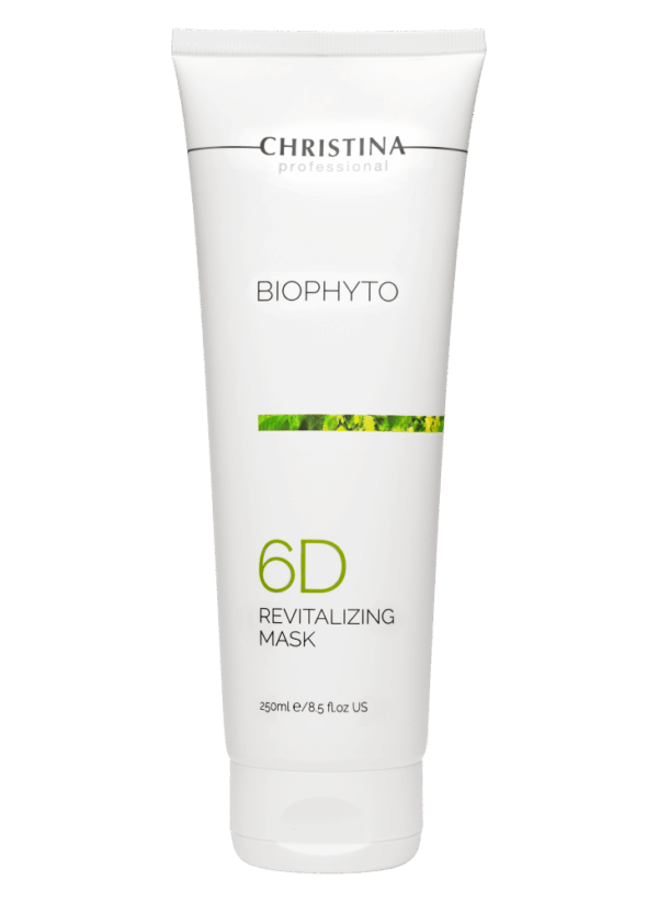 Christina Bio Phyto Revitalizing Mask Восстанавливающая маска (шаг 6d), 250 мл