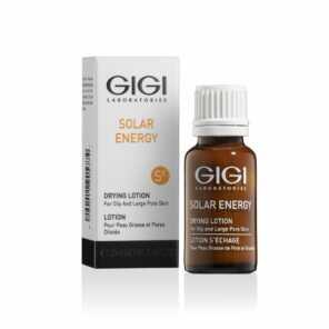 GIGI SOLAR ENERGY BioDerm Drying Lotion Лосьон-болтушка подсушивающий Солнечная Энергия, 20 мл
