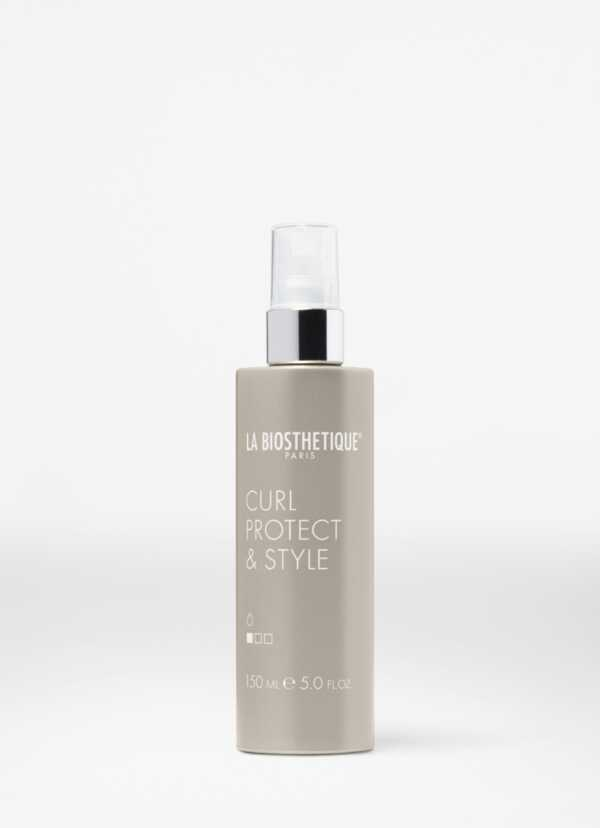 La Biosthetique Styling Curl Protect & Style Термоактивный спрей для укладки и защиты кудрей при использовании плойки, 150 мл