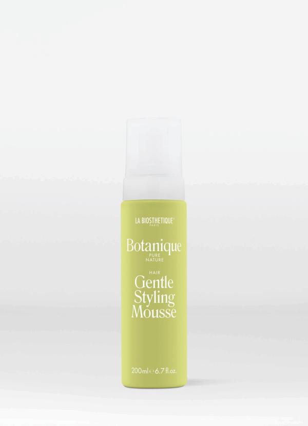 La Biosthetique Botanique Gentle Styling Mousse Кондиционирующий мусс для укладки волос, 200 мл