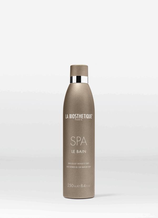 La Biosthetique Le Bain SPA Мягкий освежающий SPA гель-шампунь для тела и волос, 250 мл