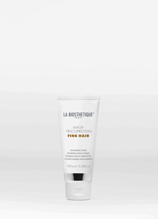 La Biosthetique Fine Mask Tricoprotein Увлажняющая маска для сухих волос с мгновенным эффектом, 100 мл