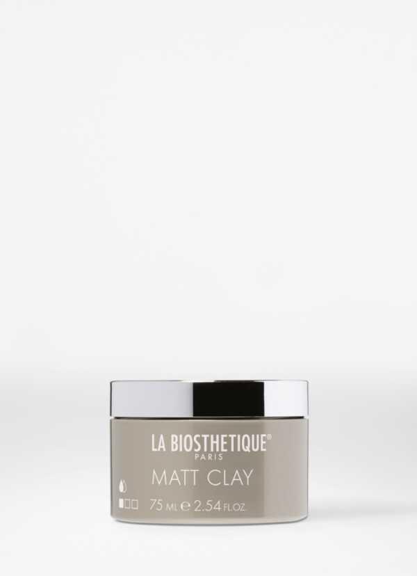 La Biosthetique Styling Matt Clay Структурирующая и моделирующая паста для матовых образов, 75 мл