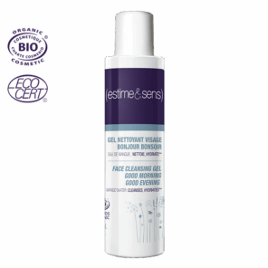 Estime&sens Gel Nettoyant Visage Bonjour Bonsoir Гель-пенка для мгновенного очищения кожи, 150 мл