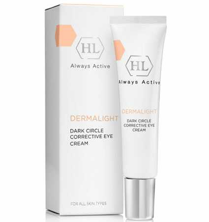 Holy Land DERMALIGHT Dark Circle Corrective Eye Cream Корректирующий крем для век, 15 мл