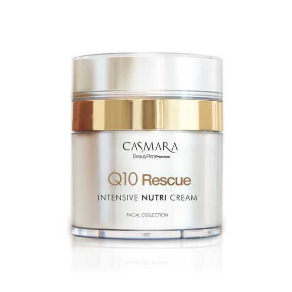 Casmara Q10 Rescue intensive nutri cream Касмара Крем «Интенсив нутри Q10 Рескью», 50 мл