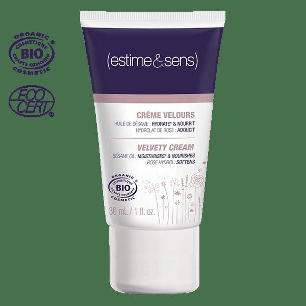 Estime&sens Creme Velours Крем-бархат для чувствительной кожи, 30 мл
