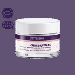 Estime&sens Creme Souveraine Насыщенный питательный крем для сухой чувствительной кожи, 50 мл