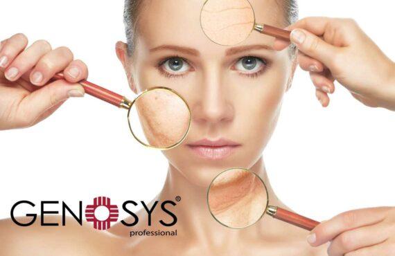 Косметика Genosys: что лучше выбрать для восстановления кожи лица после 30, 40, 50 лет?